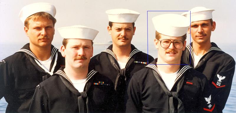Joe Gass US Navy