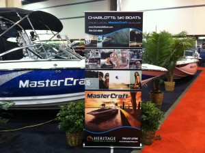 trade show graphics and displays