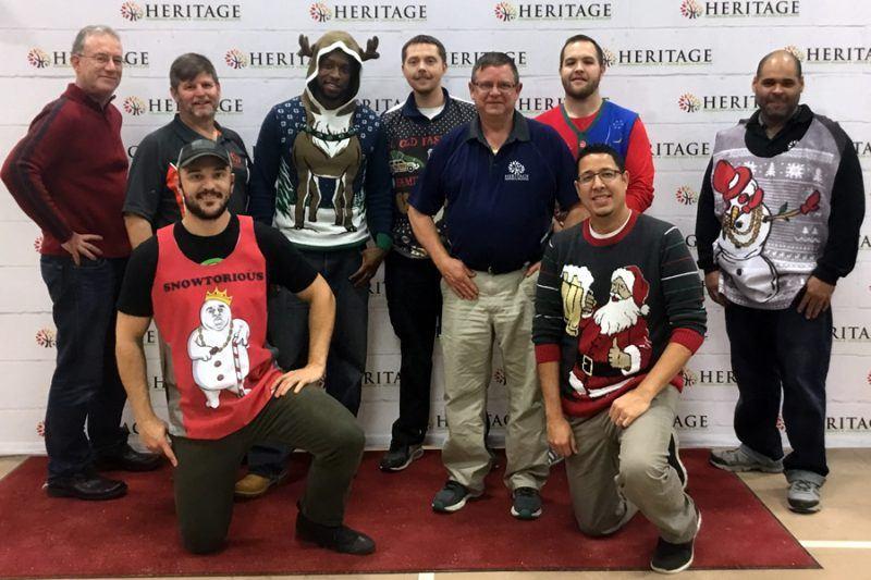 The 2017 Heritage Team!