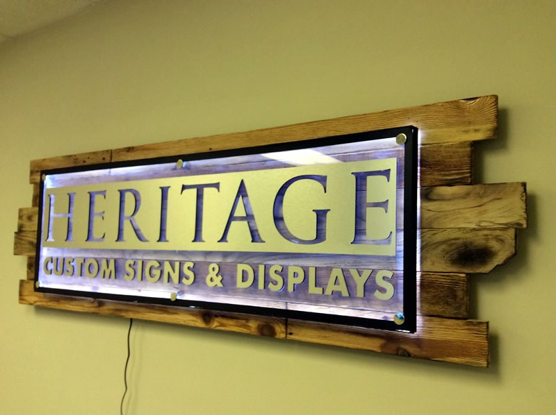 Charlotte Sign Company Amp Commercial Printer