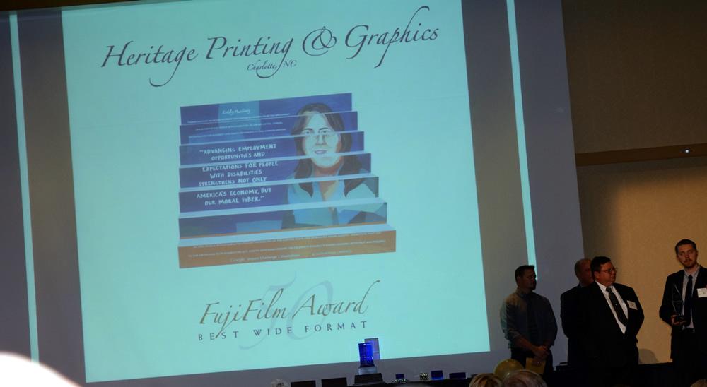 FujiFilm Award Presentation