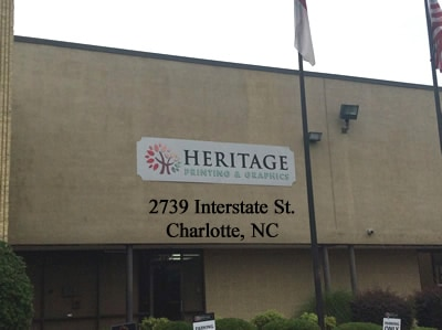 Commercial Printing Charlotte