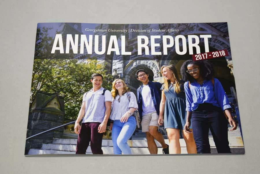 Annual Reports Printing Charlotte