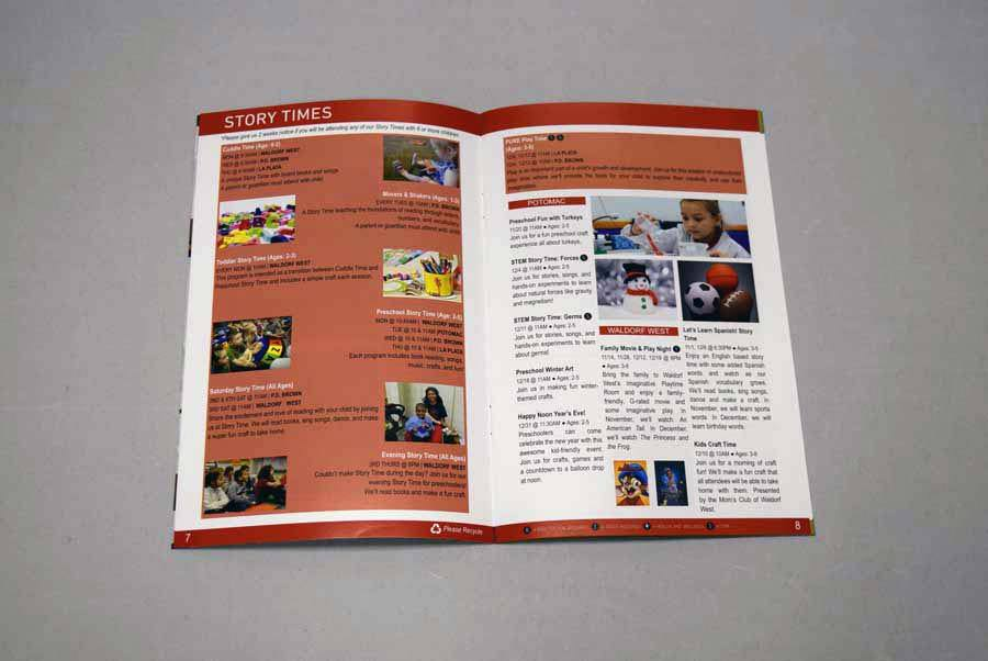 Booklet Printing Charlotte