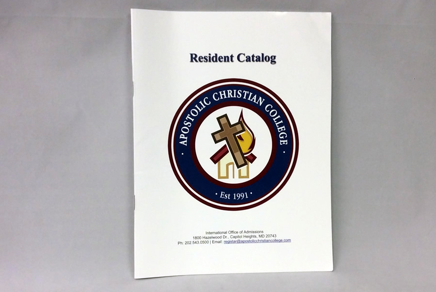 Catalog Printing Charlotte