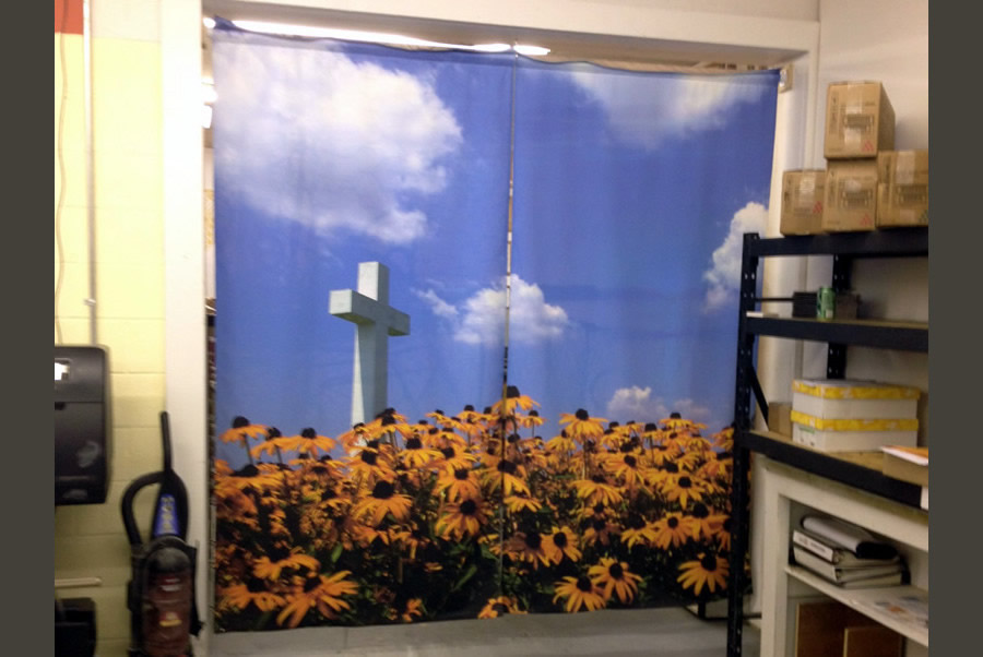 Custom Printed Curtains Charlotte