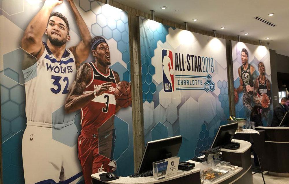 Lobby Signs Charlotte