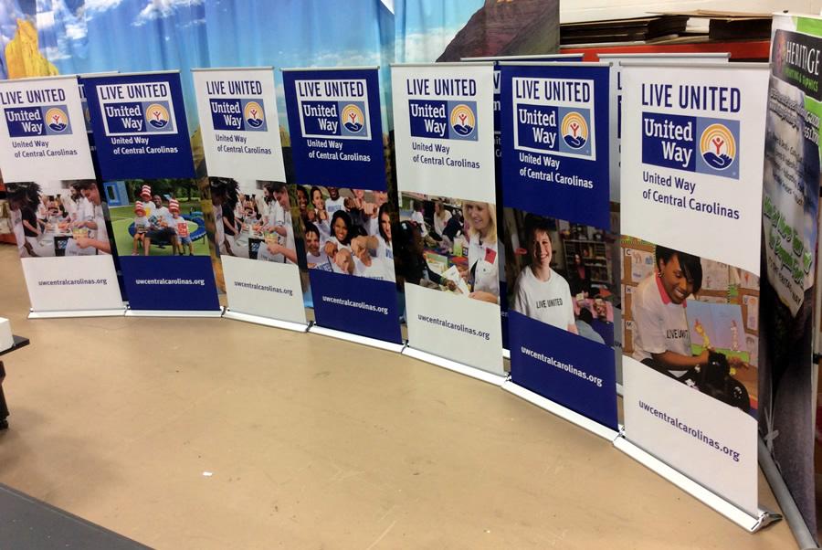 Non-Profit Conference Signs Charlotte