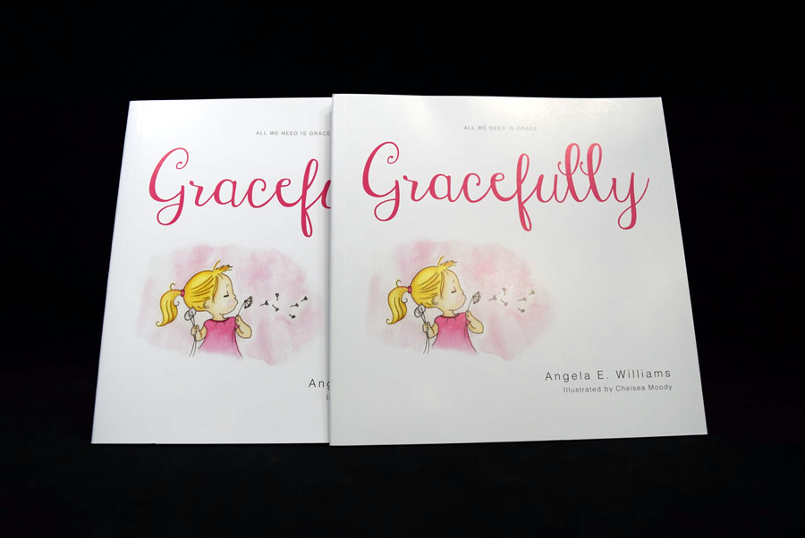 Self-Published Book Printing Charlotte