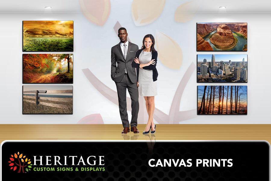 Canvas Prints Charlotte