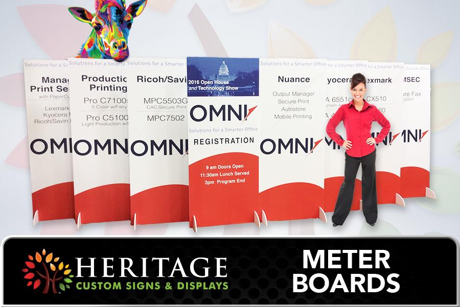 Meter Boards Charlotte