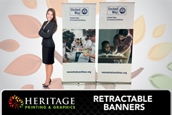 Retractable Banners Charlotte