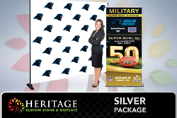 Event Display Packages Charlotte