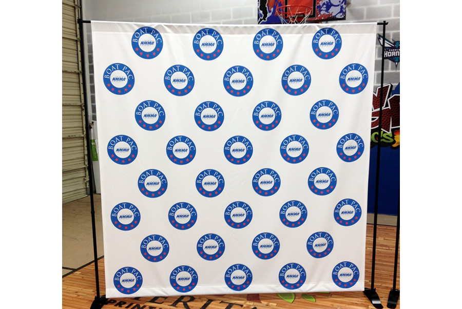 Step And Repeat Backdrops Charlotte Custom Printed Banners