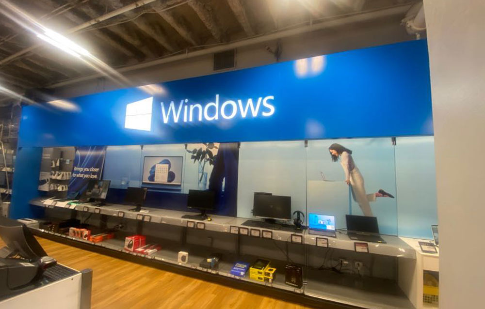 Storefront Signs Charlotte