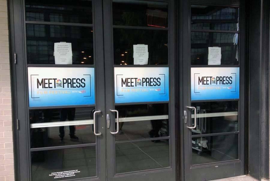Storefront Graphics Charlotte