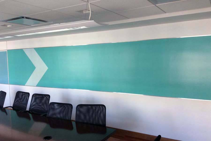 Wall Graphics Print and Install